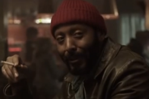 Jesse L. Martin as Marvin Gaye