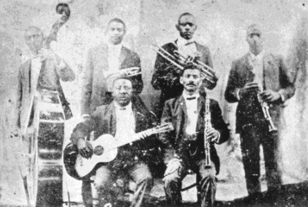 Buddy Bolden band photo