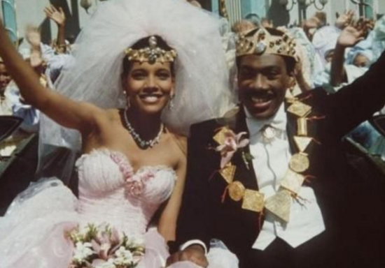 Akeem and Lisa - Coming to America