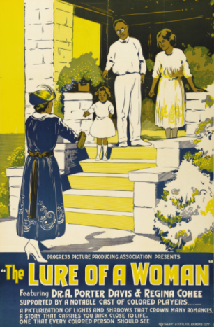 The Lure of a Woman