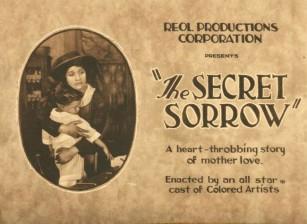 The Secret Sorrow