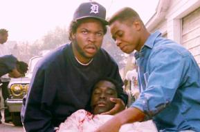 Boyz N the Hood still 6