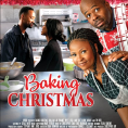 Baking Christmas poster